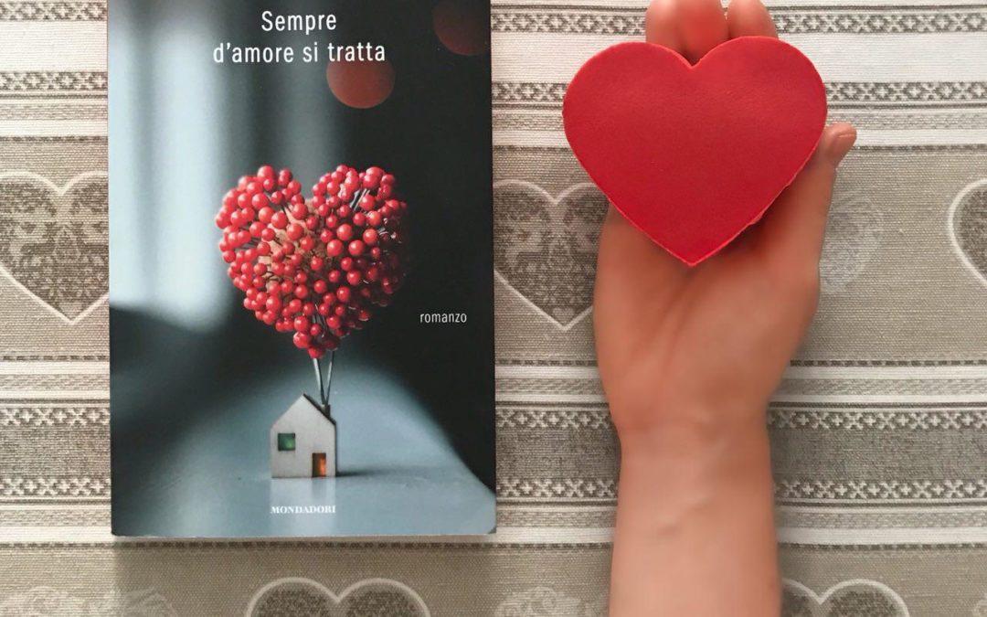 SEMPRE D'AMORE SI TRATTA di Susanna Casciani